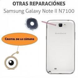 Cambio lente cámara Note II N7100