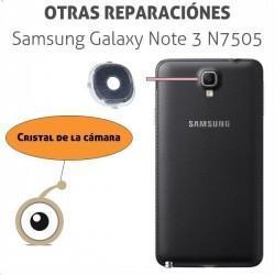 Cambio lente cámara Galaxy Note 3 Neo N7505