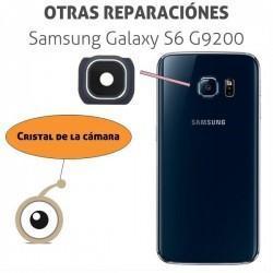 Cambio lente cámara Galaxy S6 G9200