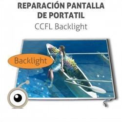 Reparación pantalla portatil tubos CCFL