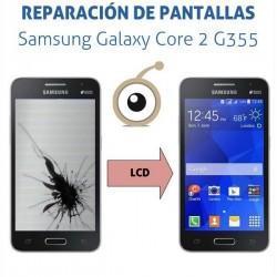 Cambio pantalla LCD Galaxy Core 2 G355