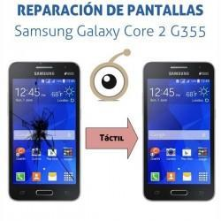 Cambio pantalla táctil Galaxy Core 2 G355