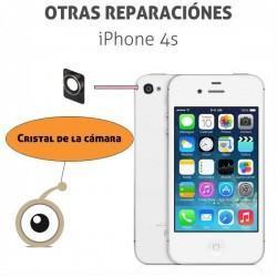 Cambio lente cámara iPhone 4s