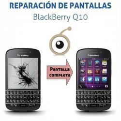 Cambio pantalla Blackberry Q10