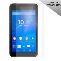 Protector Pantalla Cristal Templado Sony Xperia E4G