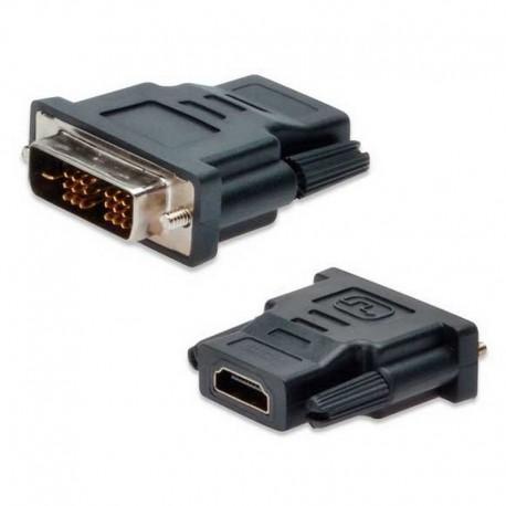 Adaptador DVI Macho a HDMI Hembra