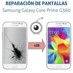 Reparación LCD Samsung Galaxy Core Prime G360