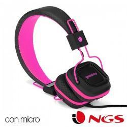 Auriculares NGS Universal Stereo Gumdrop