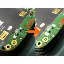 Reparación puerto de carga minicro-USB