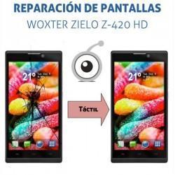 Reparación táctil Woxter ZIELO Z-420 HD
