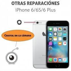 Cambio lente cámara iPhone 6/6S/6 Plus