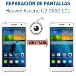 Cambio pantalla Huawei Ascend G7 0682 L01