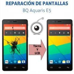 Cambio pantalla BQ Aquaris Aquaris E5 / 4G