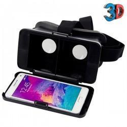 Gafas Realidad Virtual VR Universales para Smartphones 4 - 5 pulg