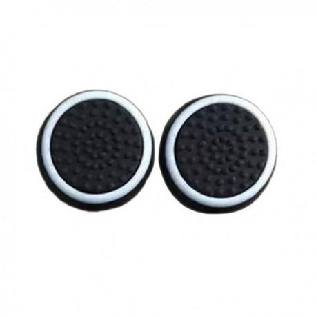 Juego de botones de silicona antideslizante para mando PS4 y XBOX ONE (colores)