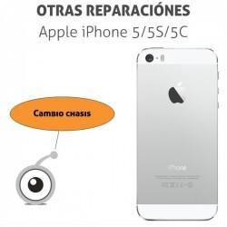 Cambio chasis iPhone 5/5s/5c