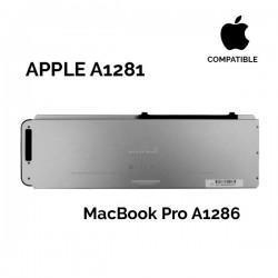 """Batería A1281 APPLE MacBook Pro 15"""""""