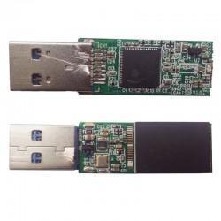 Recuperación datos en memoria USB con grandes daños