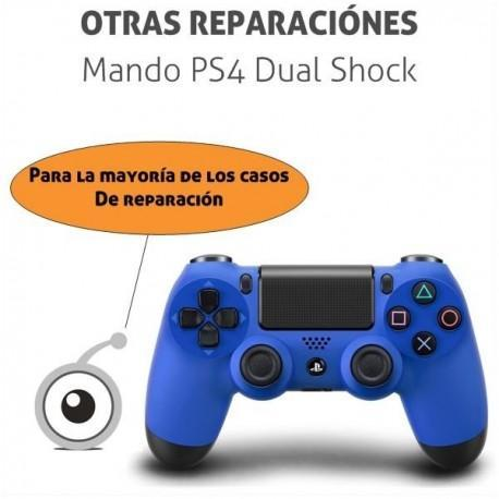 Reparación Mando PS4 Dual Shock