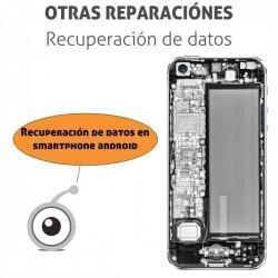 Recuperación de datos en smartphone android