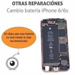 Cambio batería iPhone 6/6s