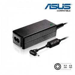 CARGADOR ASUS COMPATIBLE   19V / 2.1A   2.5 x 0.7mm   40W