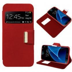 Funda Flip Cover Samsung G930 Galaxy S7 (colores)