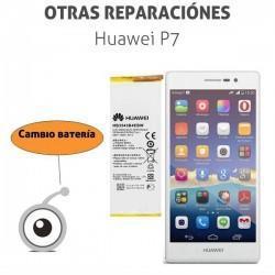 Cambio batería Huawei P7