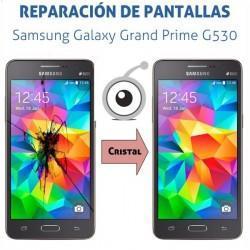 Reparación cristal táctil Samsung Galaxy Grand Prime G530