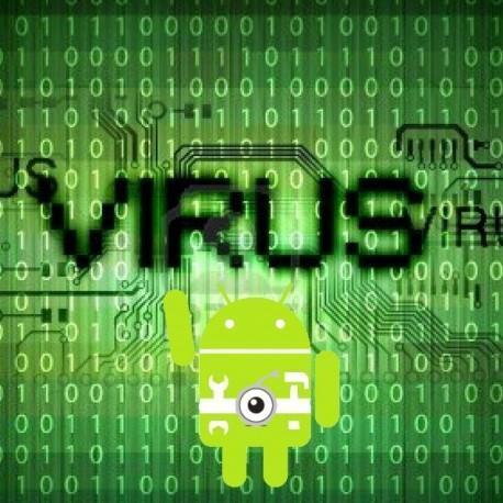 Limpieza virus smartphone android