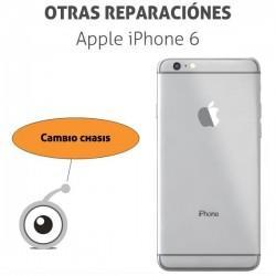 Cambio chasis iPhone 6
