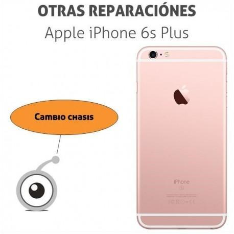 Cambio chasis iPhone 6s Plus