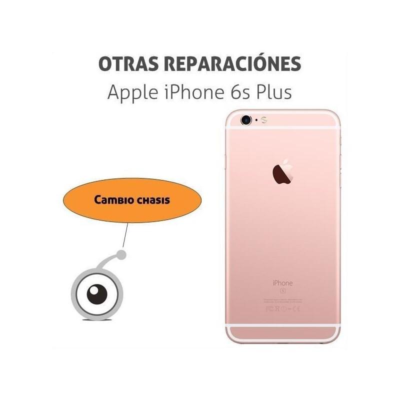 bb99d874908 Reparar móvil Murcia cambiar chasis iPhone 6s Plus