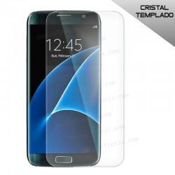 Protector Pantalla Cristal Templado Samsung G935 Galaxy S7 Edge (Cristal Curvo)
