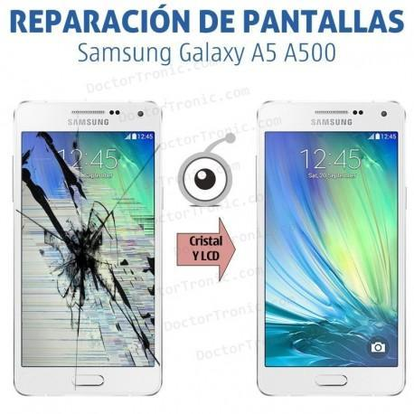 Cambio pantalla completa Samsung Galaxy A5 A500