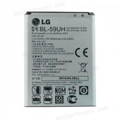 Bateria Original LG BL-59UH G2 Mini (Bulk)