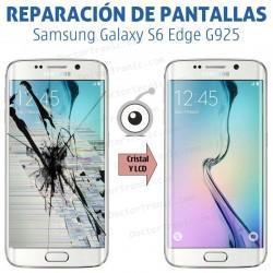 Cambio pantalla completa Samsung Galaxy S6 Edge G925