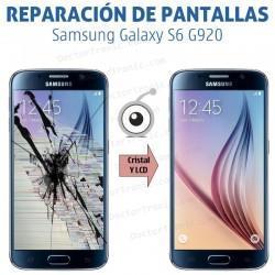 Cambio pantalla completa Samsung Galaxy S6 G920