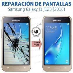 Cambio pantalla completa Samsung Galaxy J1 (2016)