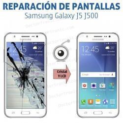 Cambio pantalla completa Samsung Galaxy J5 J500