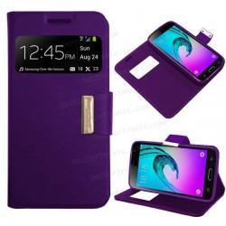 Funda Flip Cover Samsung J300 Galaxy J3 (colores)