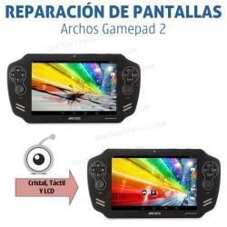 Reparación pantalla completa Archos Gamepad 2
