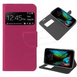 Funda Flip Cover LG K10 (colores)