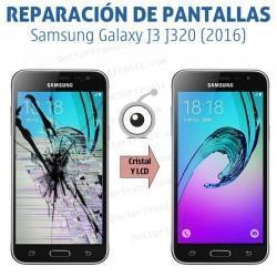 Reparación pantalla completa Samsung Galaxy J3 J320 (2016)