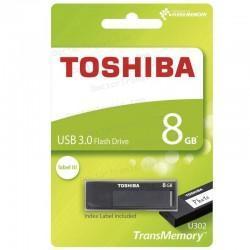 Pen Drive USB X8 GB Toshiba Daichi USB 3.0
