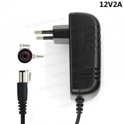 Cargador de corriente 12V 2A de 5.5mm