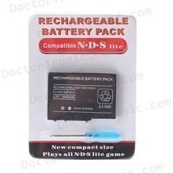 Batería 3.7V 2000mAh para Consola Nintendo DS Lite