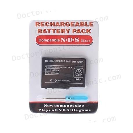 Batería 3.7V 1300mAh para Consola Nintendo 3DS