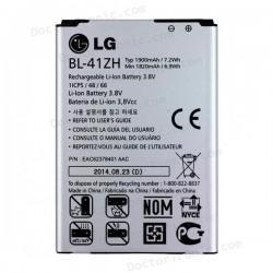 Bateria Original LG BL-41ZH L50 / L Fino / Leon (Bulk)