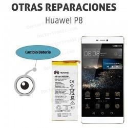 Cambio batería Huawei P8